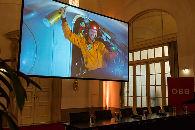 Bertrand Piccard, Founder, Solar Impulse